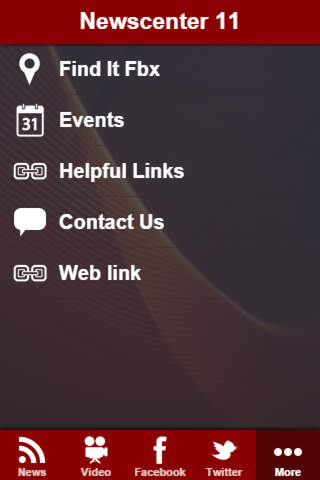 KTVF Mobile screenshot 1