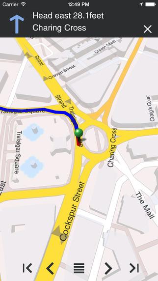 London - Offline Maps city guide w metro