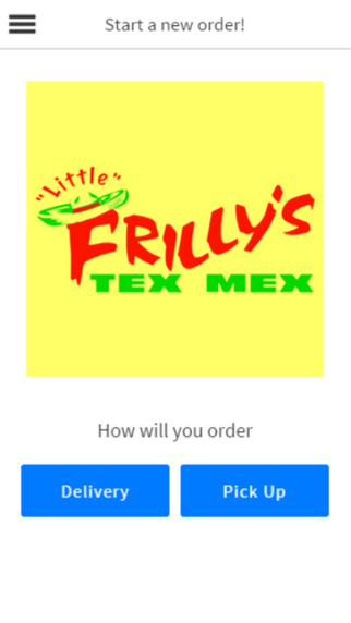 Little Frilly's Tex-Mex