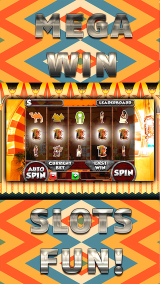 Palace of the Gods of Egypt Slots Machine - FREE Gambling World Series Tournament