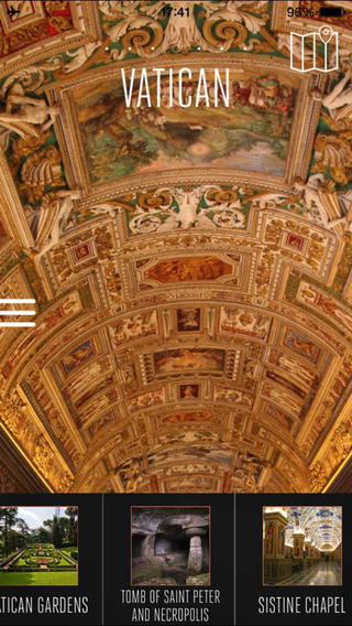 Vatican City Travel Guide Offline