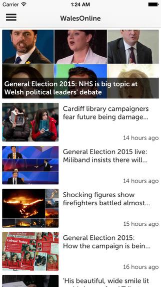 Tenere News Reader