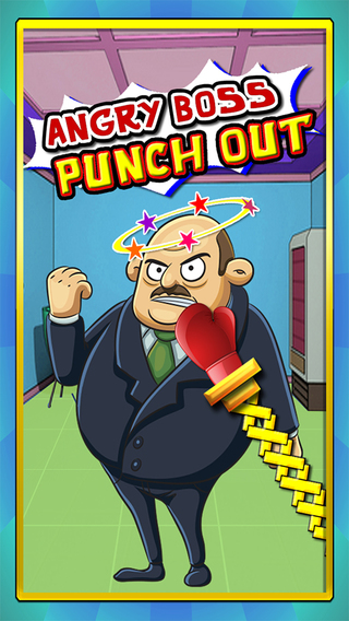 Angry Boss Punch-Out Fight : Hard-Time Stress Relief Office Duel PRO
