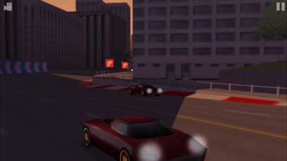 Screenshots of Fastlane Street Racing Lite - Driving With Full Throttle and Speed for iPhone