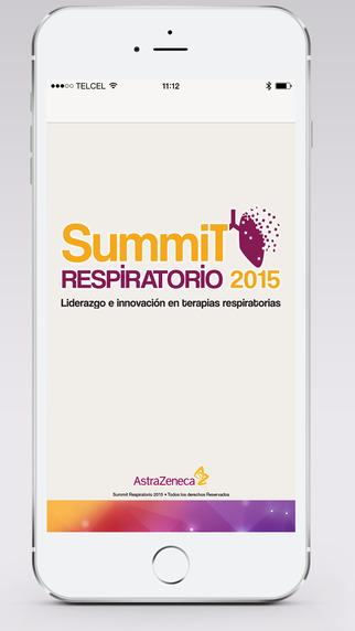 Summit Respiratorio for iPhone