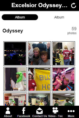 Excelsior Odyssey of the Mind screenshot 1