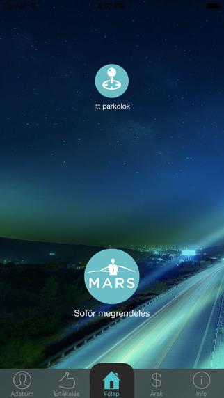 Mars Sofőrszolgálat