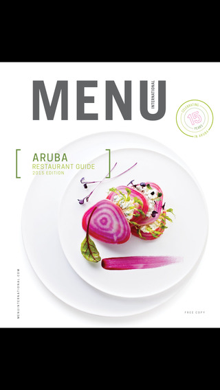 Menu International - Restaurant Guide - Aruba