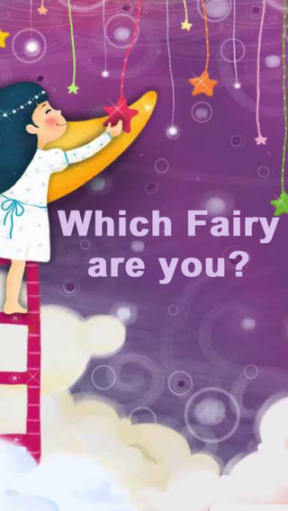 Which Fairy are you - Funny free quiz app about your true personality