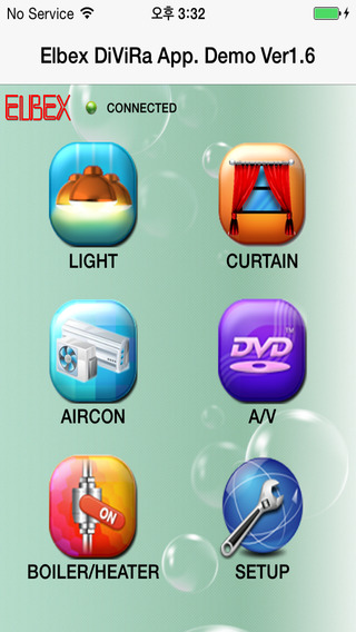 ELBEX DiViRa App. Version