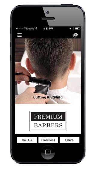 Premium Barber