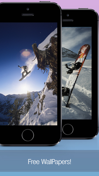 Snowboard Wallpapers Themes - Best Free Winter Board Pics And Backgrounds