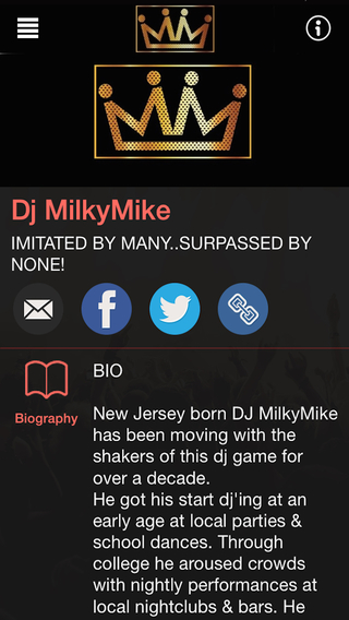 Dj MilkyMike