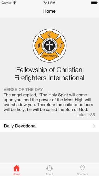 Fellowship of Christian Firefighters