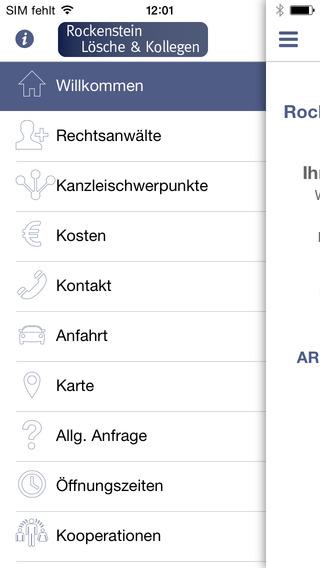 Rockenstein Lösche Kollegen