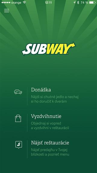 SUBWAY® Slovensko