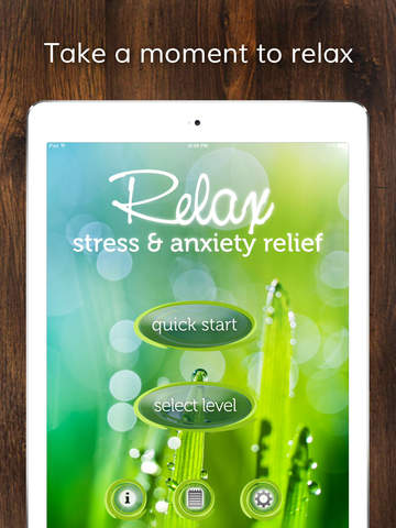 Relax HD Lite - Stress and Anxiety Relief