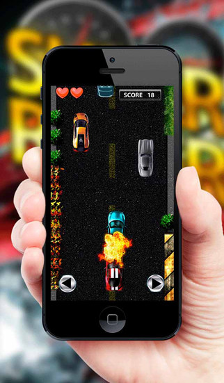 Super Racer: fast speed racing