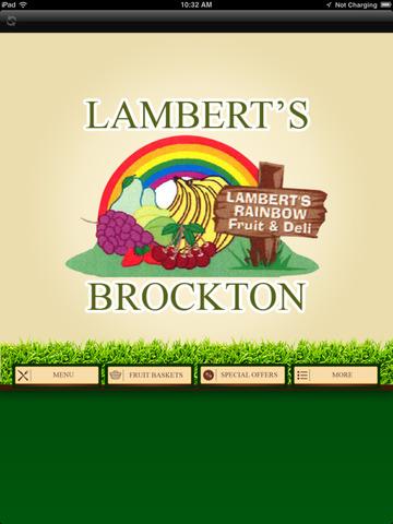 Lambert's Deli HD