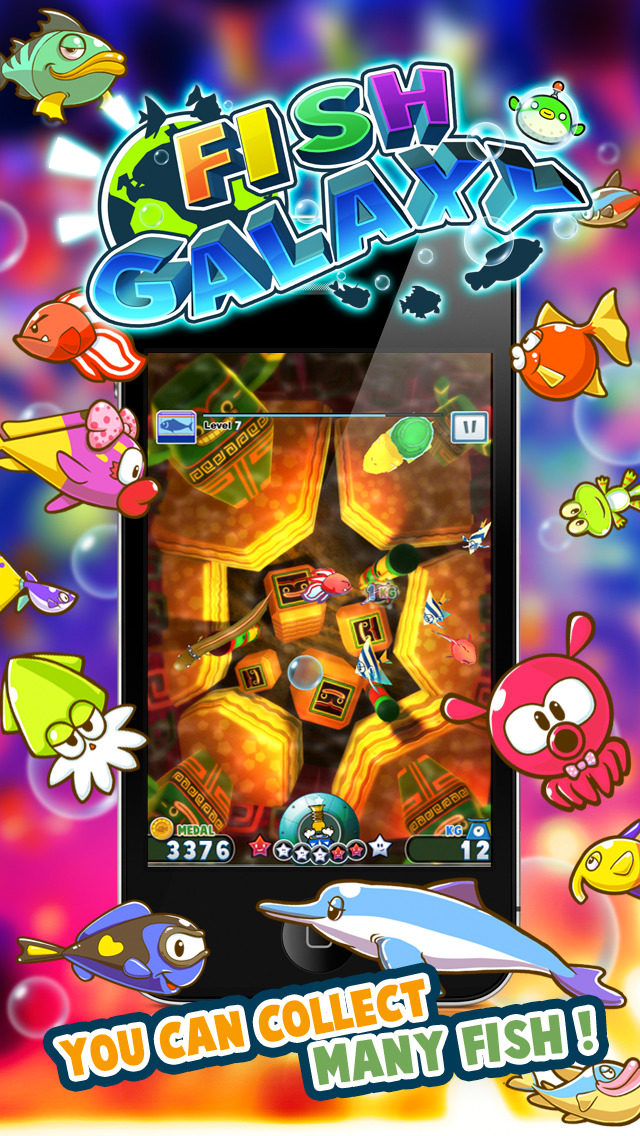 Fish galaxy a casual fishing shooting game touch arcade for Arcade fish shooting games