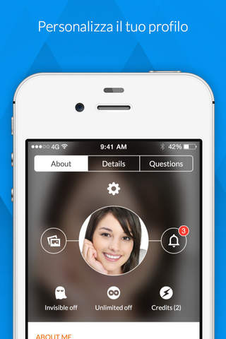 Twoo Premium - Meet new people screenshot 4