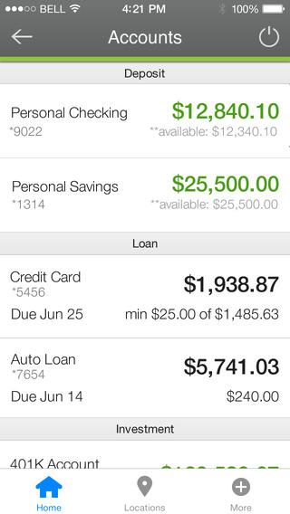 Nusenda Credit Union – Mobile® Banking