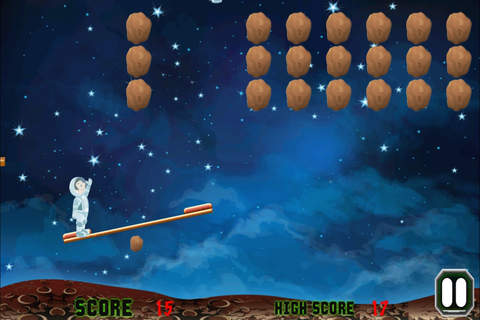 Seesaw Space Launch: The Teeter Totter Rocketeer Flinger screenshot 4