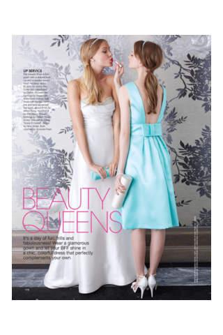 Bridal Guide Magazine screen