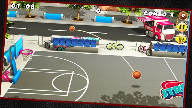 Ultimate Basketball Kids Fun Game