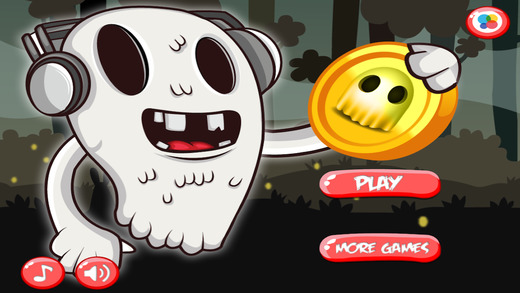Ghost Tracker Dash - Monster Jump Adventure Paid