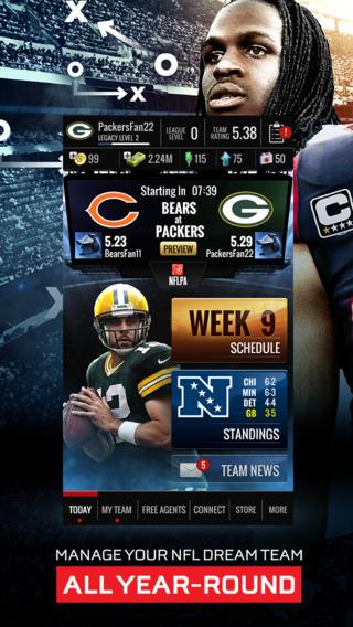 NFL Showdown