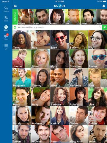 meeting friends app