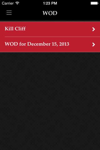 4TH Alarm screenshot 2
