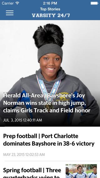 Bradenton Herald High School Sports News Photos and Video app