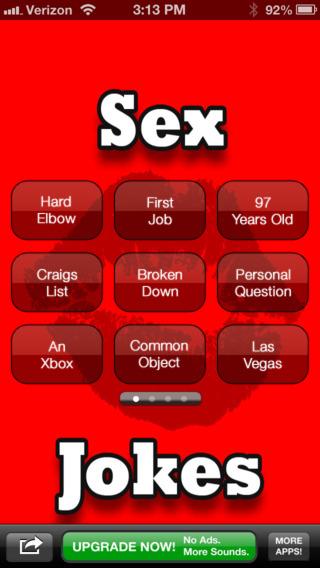 Dirty Sex Jokes