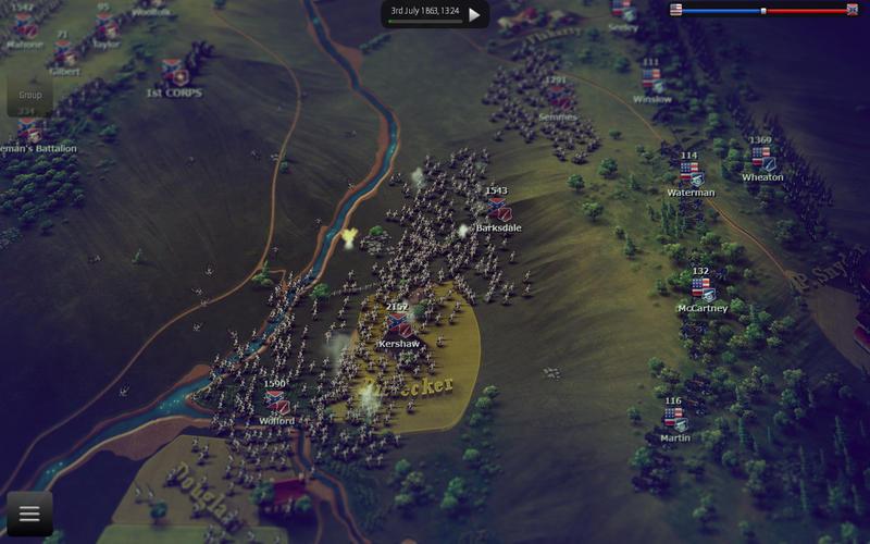 Ultimate General: Gettysburg for Mac
