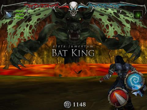 Hail to the King: Deathbat Screenshot