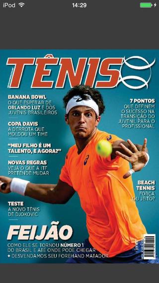 Tênis Magazine Brasil