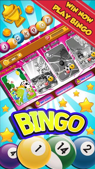 Mega Bingo Jackpot - Free Bingo Slots Room Blitz
