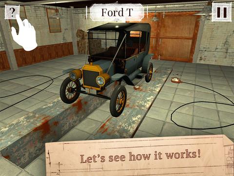 Disassembly Science - Cars-ipad-0