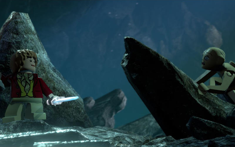 LEGO The Hobbit Screenshot - 4