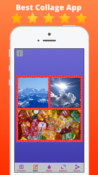 Magic Photo Collage For Pics Photos to Stitch Together