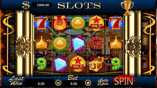 Aaaaah Bonanza Vegas Casino Slots - Free Jackpot Machine