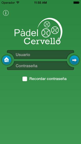PADEL CERVELLO