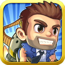 Jetpack Joyride - iOS Store App Ranking and App Store Stats