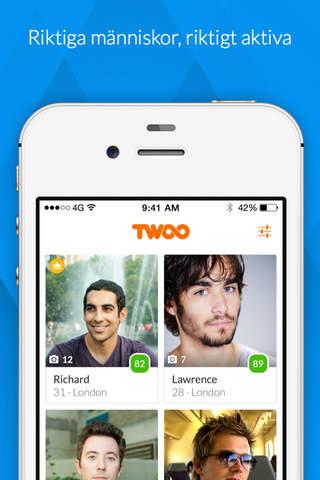 Twoo Premium - Meet new people screenshot 1