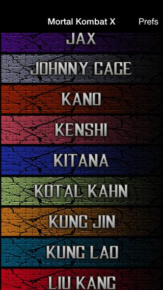 Guide - Mortal Kombat X Edition