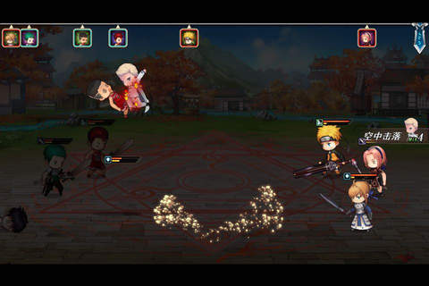 动漫英雄 screenshot 4