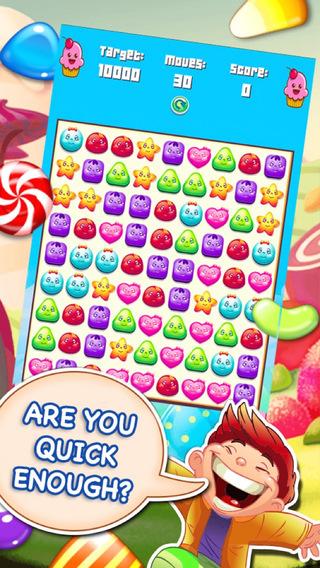 Sweetie Cartoon Breaker - Free 3 Match Games