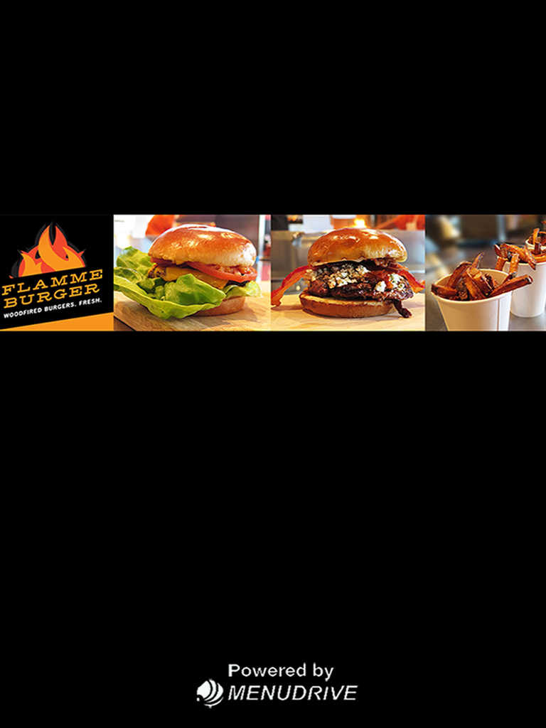 App shopper flamme burger food drink for Amante italian cuisine deerfield beach